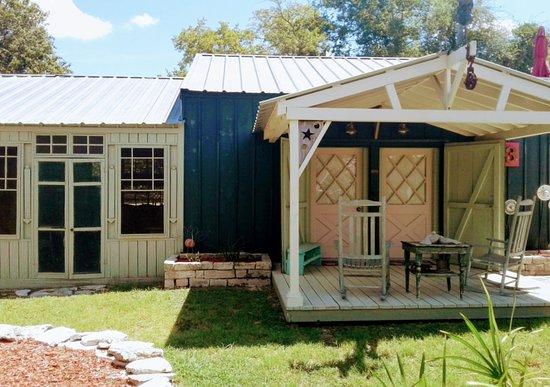 Baines House Inn: Chloe's Cottage