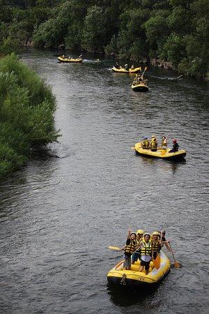 OAC Niseko Raft