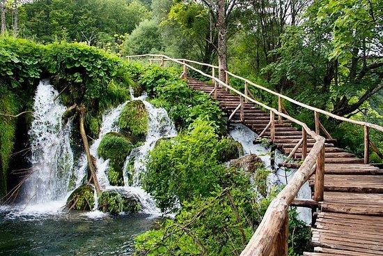 Private Plitvice Lakes & Rastoke tour...
