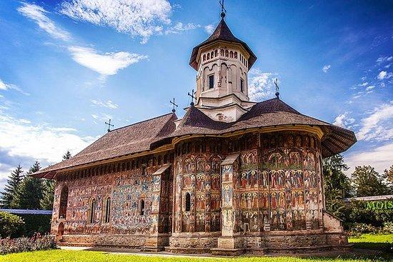 Malte klostre i Bucovina - 4 dager...