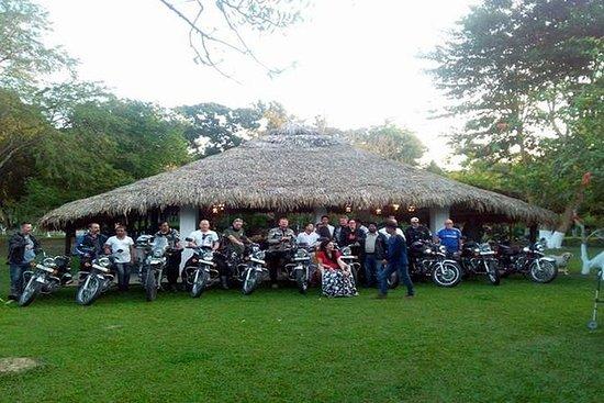 Excursão de motocicleta do nordeste...