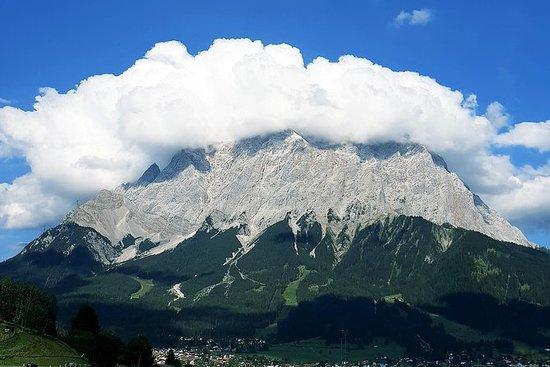 Zugspitze, Garmisch-Partenkirchen y...