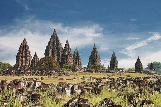 Borobudur & Prambanan i Yogyakarta ...