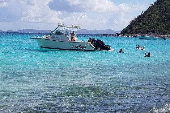Private Boat Charter On The Beautiful...