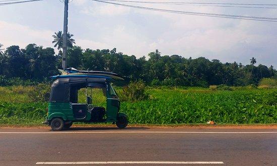 Reise Sri Lanka : Tuk Tuk Tour