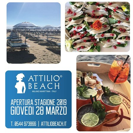 ‪Attilio Beach Pleasure Club‬