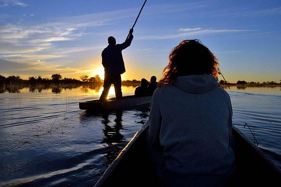 8 Days Okavango Delta and Victoria...