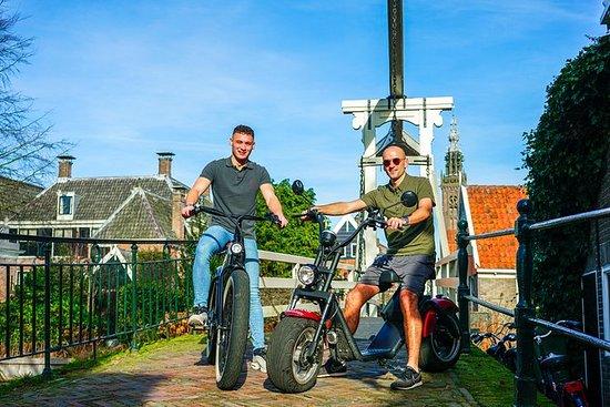 E-scooter de alquiler Volendam...