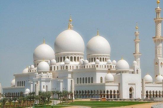 来自迪拜的阿布扎比城市之旅