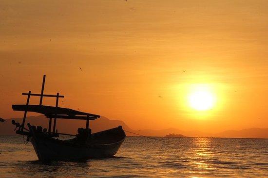 Crociera al tramonto di lusso