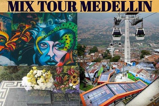 Mix Tour Medellin