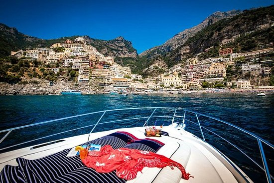 Amalfi Coast by Boat