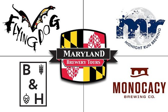 Maryland Brewery Tours - 6.15.2019...