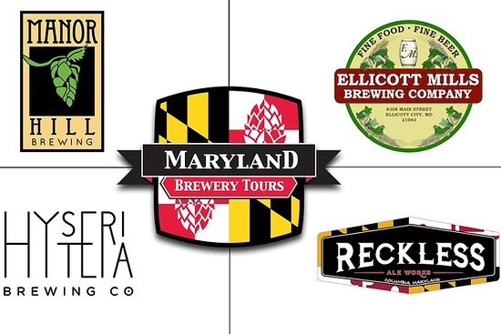 Maryland Brewery Tours - 4.13.2019...