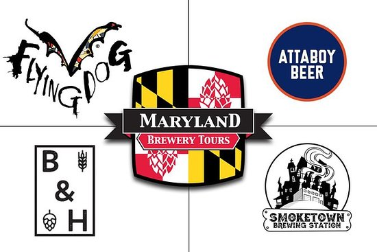 Maryland Brewery Tours - 4.6.2019...