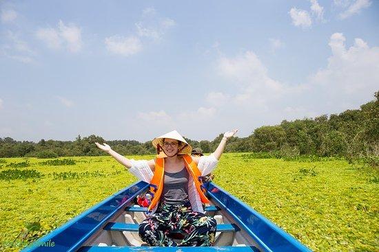 Tra Su oversvømmet skog - dyreliv