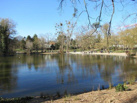 Lac de Saint-Mande