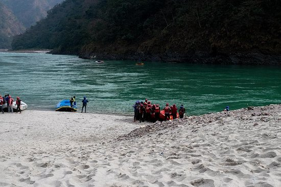 01 Night Rishikesh e Haridwar Tour da