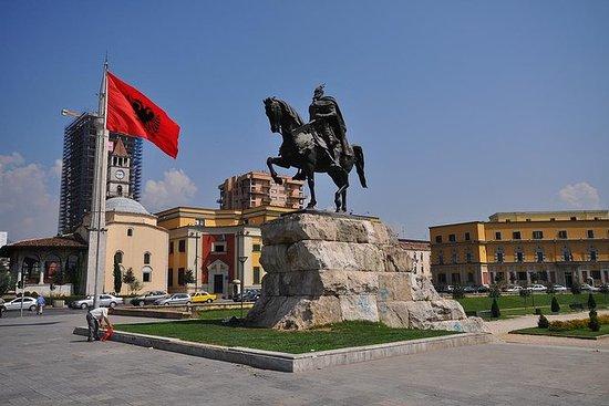 Tirana In un tour di un giorno