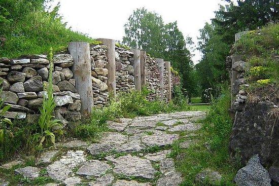 從sacret grove到森林兄弟warbunker的訪問地點...