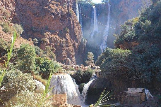 從馬拉喀什出發的水瀑布Ouzoud一日遊