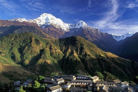 Ghandruk Tour Package