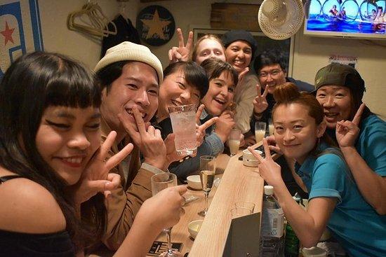Tokyo Night Tour Lesbian