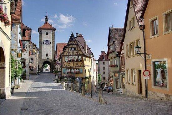 Rothenburg ob der Tauber - Historic...