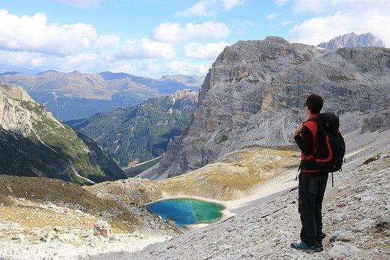 Randonnée dans les Dolomites...