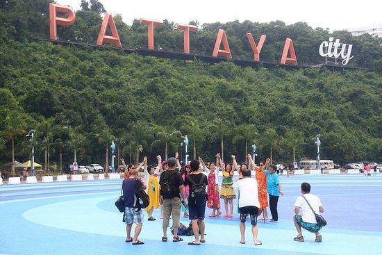 Selfie City & Temple Tours of Pattaya...