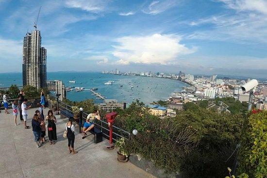 Selfie City & Temple Tour de Pattaya...