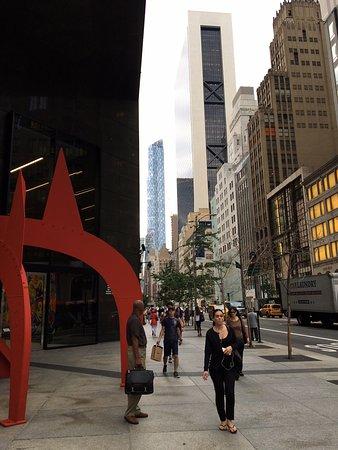 Madison Avenue New York City