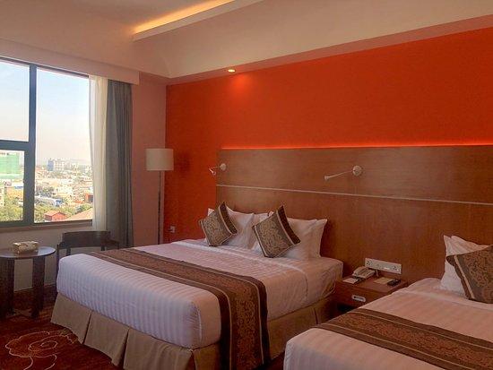 Ritz Grand Hotel: Family Room