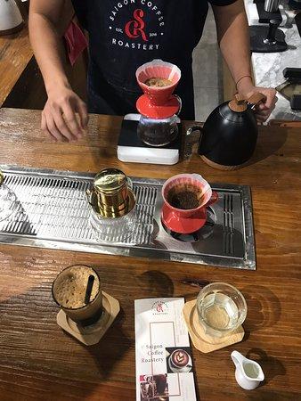 Amazing speciality coffee