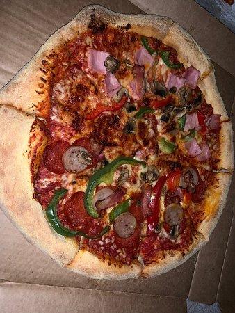 Dominos Pizza Runcorn Halton Lea Restaurant Reviews
