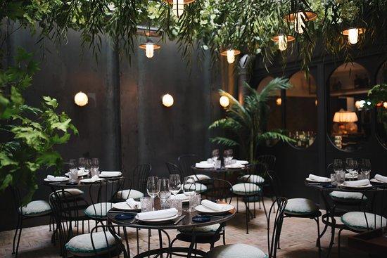 Restaurante Pólvora Madrid Menú Precios Y Restaurante