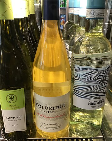 Selection of our white wine