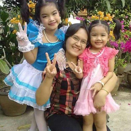 Khao Khitchakut, تايلاند: หลานรักมืสามคน