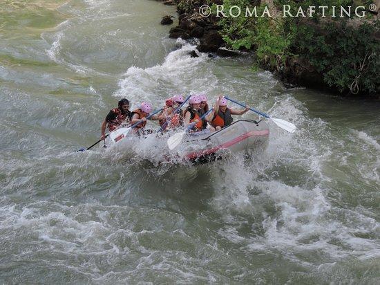 Roma Rafting