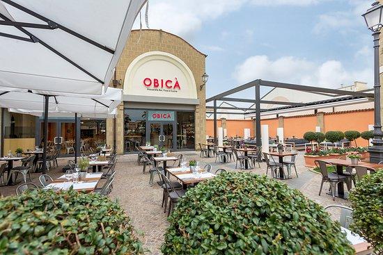 Obicà mozzarella bar pizza e cucina castel romano ristorante