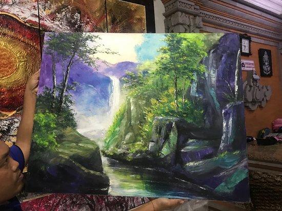 Muji Family Painting Studio