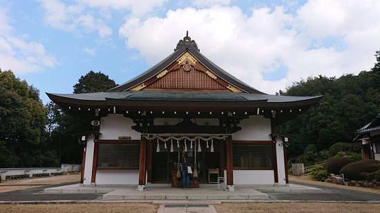 Toyohara Kitajima Shrine