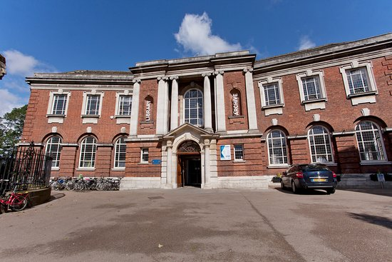 Explore York Libraries and Archives