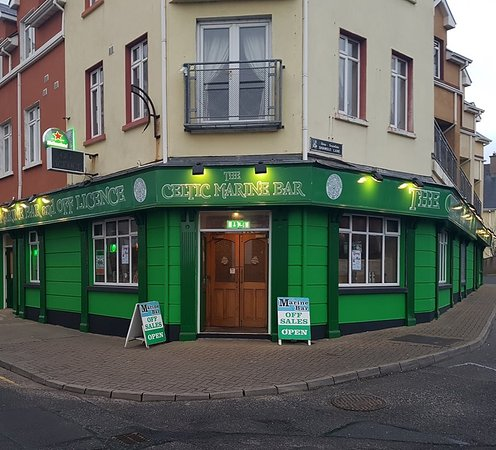 The Celtic Marine Bar