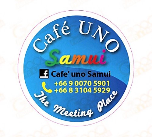 Cafe Uno Chaweng