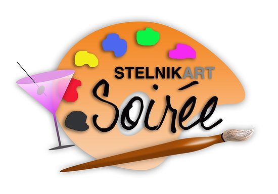 Painting Party with Stelnikart Soiree
