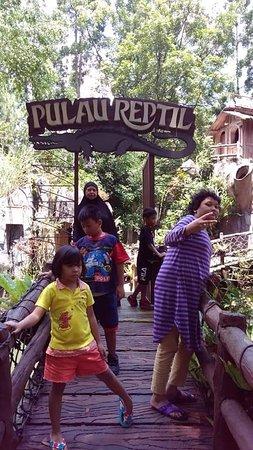 Pengalaman menginap di Royal Safari Garden