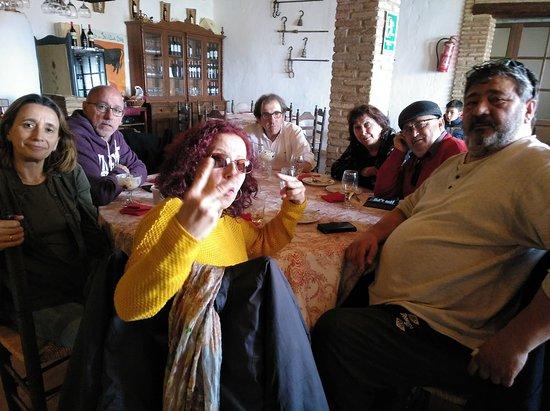 Cortelazor, Spanien: Viva Cádiz y Huelva