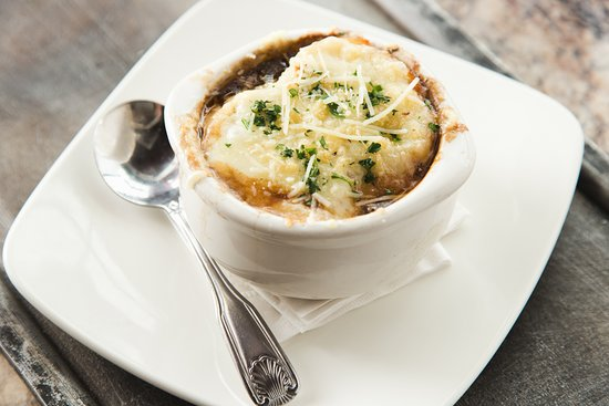 The Stone of Accord: French Onion soup special