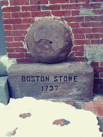 The Boston Stone